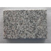 Quality G623 Grey Granite Bathroom Wall Tiles With Back Plating , 18 Inch Granite Tile for sale