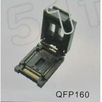 Quality QFP160 IC socket adapter for sale