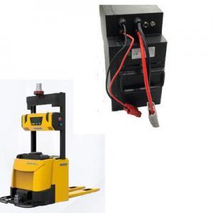 Quality Custom Design 60Ah 48 Volt Forklift Lithium Ion Battery for sale