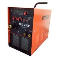 Quality MIG250P Pulse Aluminum Welding Machine 9.2KVA with Digital Control Easy to Move for sale