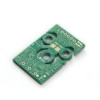 Buy cheap 4 Layers Gold fingers FR4 BGA HAL Immerison Gold OEM manufacturer PCB circuit board from wholesalers