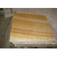 Quality 30 X 30cm Marble Wall Tiles , 6.6 Hardness Polished Marble Floor Tiles for sale