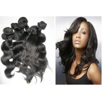 Quality Bundles Raw Unprocessed Brazilian Wavy Hair Extensions For Curly Hair Virgin Indian Hair for sale