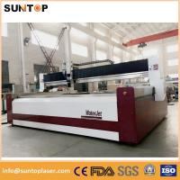 Quality Rubber water jet cutting equipment water jet cutter machine CE for sale