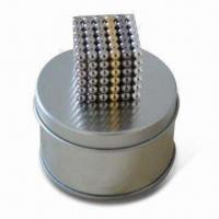 Quality Magnets, Available in Various Shapes, Made of NdFeB for sale
