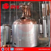 Buy Used 3500L stainless steel commercial distilling equipment for sale China at wholesale prices