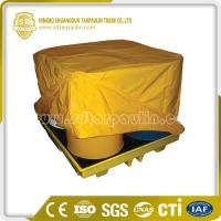 Quality Polyester Pallet Cover Cargo Cover Tarp for sale