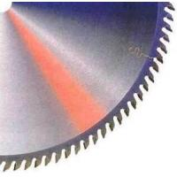 China Heat - resistance tct circular metal cutting saw blade for cutting plastic, aluminum on sale