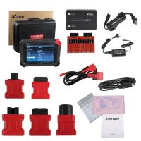 Quality XTOOL X-100 PAD2 Car Key Programmer Special Functions Expert with VW 4th & 5th IMMO for sale