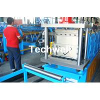Quality Solar Support Structure Roll Forming Equipment , 1.2 - 1.6 mm Thick Roll Former Machine for sale