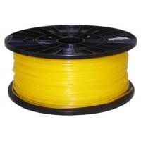 Quality 3d printer filament ABS 1.75mm 1kg Fluorescence Yellow for sale