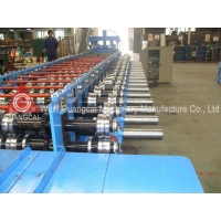 China Fully Automatic Carbon Steel Cold formed metal c z purlin roll forming machine on sale