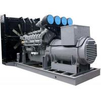 Quality Brushless Perkins Perkins Diesel Genset 1600KW / 2000KVA Prime Power For Industrial for sale
