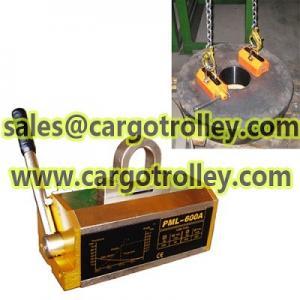 Quality Permanent Magnetic Lifter advantages for sale