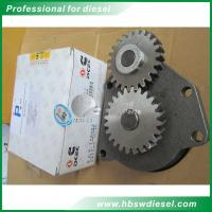 Quality Original / Aftermarket Cummins diesel engine parts 6L ISLe QSL8.9 oil pump 3991123  4941464 for sale
