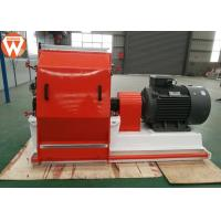 Quality Water Drop Livestock Animal Feed Crusher 8t/h Capacity With Siemens Motor for sale