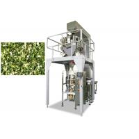 Quality Dry Vegetable Multi Head Packing Machine, 800ML Volume Weighing And Packing Machine for sale