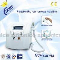 Quality Portable IPL Hair Removal Machines , IPL Dermatology Equipment for sale