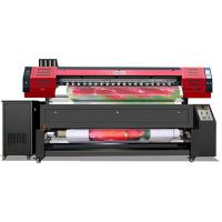 Quality 1800mm Dye Sublimation Printer , 1440 DPI Dye Sublimation Photo Printer for sale