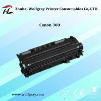 Quality Compatible for Canon308 toner cartridge for sale