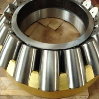 Quality 32005 Carbon Steel Single Row Tapered Roller Bearings With Nylon Cage for sale