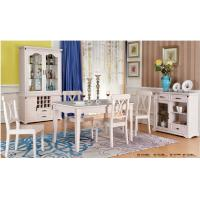 Quality Luxury Beautiful Modern Contemporary Dining Sets Excellent Moisture - Proof for sale