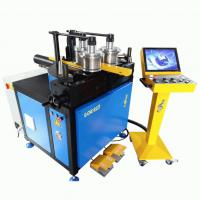 Quality Automatic CNC Pipe Bending Machine PLC Control For Carbon / Stainless Steel for sale