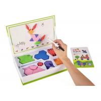 Buy cheap Magnetic Shapes Fridge Magnet Puzzle Non Toxic Water Resistance For Child from wholesalers