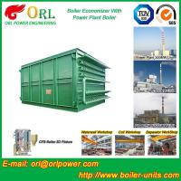 Quality Heat Insulation Boiler Stack Economizer In Thermal Power Plant Diesel Fuel for sale