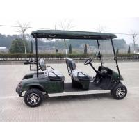 China 6 Seats Golf Carts Gas Type With CE  High Quality for sale