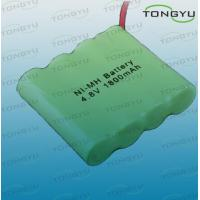 China SC 4.8V Ni-Mh Rechargeable Batteries Pack 1800mAh for High Drain Electronics on sale