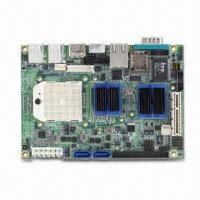 Quality 3.5-inch Embedded SBC with Mobile Sempron, AMD Turion 64, and AMD M690E/SB600 Chipset for sale