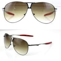 Quality Fashionable Ladies Round Metal Frame Sunglasses With CR39 Lens for sale