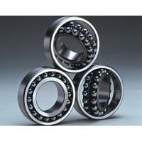Quality Cylindrical Self Aligning Ball Bearings 2202 With Lowest Friction For Power Machinery for sale