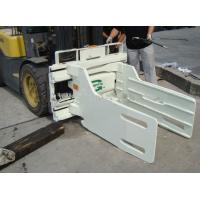 Quality Pulp Bale Clamp Forklift Truck Attachments Long Working Life 490~2300mm Opening Range for sale