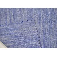 Quality Fashion Classic Design Yarn Dyed Woven Fabric With Soft Stripe Pattern for sale