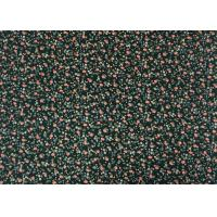 Quality Modern Fade Resistant Cotton Corduroy Garment / Home Decorator Fabric for sale