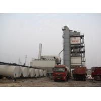 Buy 1800kg / H Fuel Injection Asphalt Batching Plant Equipment Bin Bottom Storage at wholesale prices