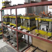 Quality Multi cavity Aluminum Foil Container Mould for 10 Million Punching Times for sale