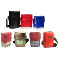Buy cheap CE approved chemical oxygen mining self rescue mask from wholesalers