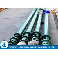 Quality 10T/H Fertilizer Belt Conveyor / Screw Conveyor with Reliable Connection for sale