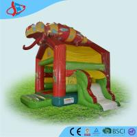 China Commercial Renting Inflatable Slides / Extrior Inflatable Sports Games on sale