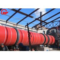 Quality High Efficiency Rotary Tube Bundle Dryer For Municipal Solid Waste / Wood Chip for sale