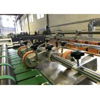 Quality Jumbo Paper Roll Paper Slitting Machines With Automatic Squaring System for sale