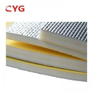 Quality 25-330kg/m3 Polyethylene Construction Heat Insulation Foam for sale