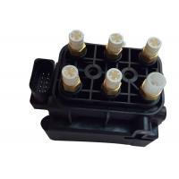 Quality W164 W251 W212 Air Suspension Compressor Repair Kits / Air Pump Solenoid Valve Block for sale