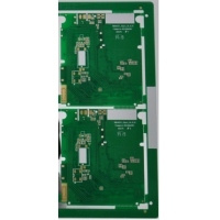 Quality Green FR4 1.5mm Pwb Printed Wiring Board ENIG Surface Finishing for sale