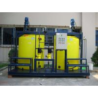 Buy cheap Chemical mixing tank for liquid detergent production equipment from wholesalers