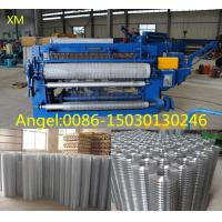 Buy Full Automatic Galvanized Welded Wire Mesh Machine in Roll/welded wire mesh machine at wholesale prices