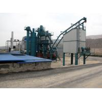 Quality High Weighing Accuracy Asphalt Drum Mix Plant With Imported Burner And 60T Finished Product Silo for sale